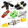 ST Simplex/Duplex  Plastic/Metal Fiber Optic Adapter/hybrid adapters
