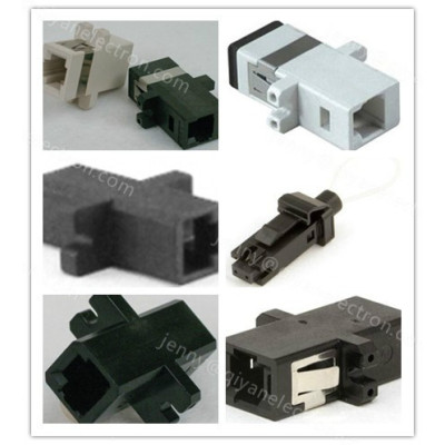 MTRJ Simplex/Duplex Hybrid Metal Fiber Optic Adapter/adaptor