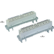10 pair  profile disconnection module         JA-1005