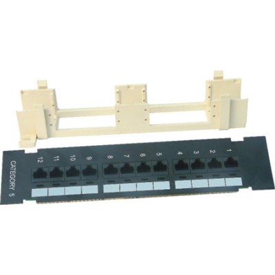 Cat5e 12 ports patch panel             JP-6411