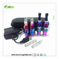 Rainbow  E2 Clearomizer e vape cigarette