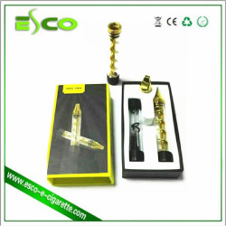 dry herb vaporizer pen twisty glass blunt new pipe