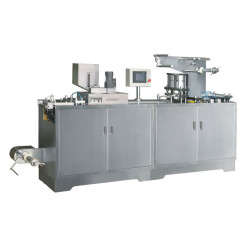 Al-Al or Al-plastic Blister Packer  Model DPP-250F