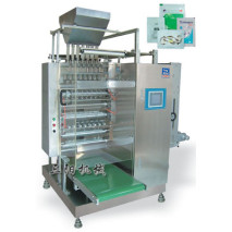 Cuatro de sellado lateral Granule Packing Machine