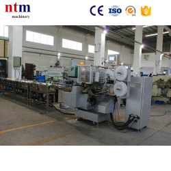 chocolate folding packing machine