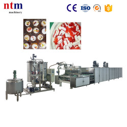 Automatic pectin jelly candy making machine