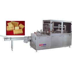 Machine d'emballage de biscuits