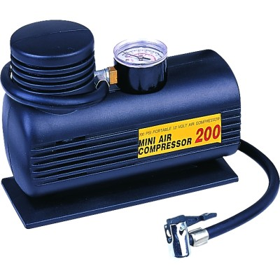 250psi air compressor with gauge PRC606
