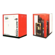 Belt-type screw air compressor