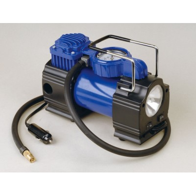 150PSI Metal air compressor with lighter/ flasher PRC658