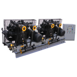 High Pressure Air Compressor(PET Bottle Blowing) 2-83SH-2230 /2-83SH-2240