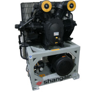 High Pressure Air Compressor(PET Bottle Blowing) 34SH-1530 T/34SH-1830T