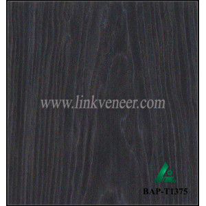 BAP-T1375 Engineered washed apricot veneer reconstituted veneer recon veneer supplier