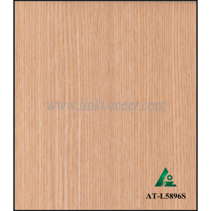 AT-L5896S Engineered Wood Veneer of colorful
