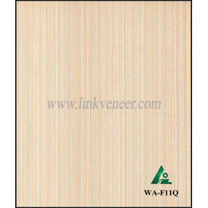 WA-F11Q High quality 1270*2500mm engineered wood veneer supplier of F&L WOODS