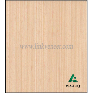 WA-L6Q E V white ASH veneer high quality engineered wood veneer