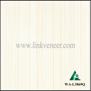 WA-L3869Q Chinese ash wood veneer for export