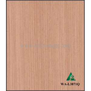 WA-L3871Q Engineered facing wood veneer for sale,chinese red ash