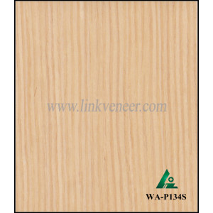 WA-P134S 0.3mm engineered face veneer for make the furnture