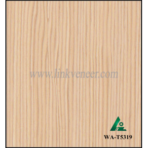 WA-T5319,Engineered wood veneer,ash wood veneer