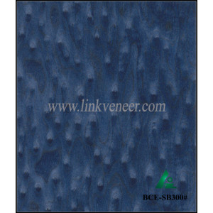 BCE-SB300#,,blue cat eye wood veneer ,recon veneer