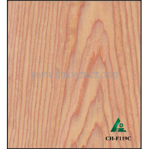 CH-F119C,0.2mm cherry veneer supply
