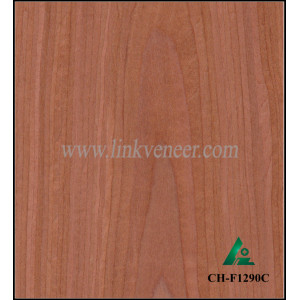 CH-F1290C,cheap cherry face veneer