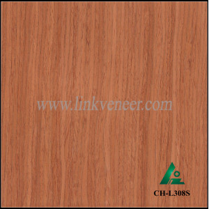CH-L308S, Good Quality Recon Veneer for Furniture and Decoration