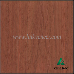 CH-L309C, Reconstituted Cherry Veneer for Decoration