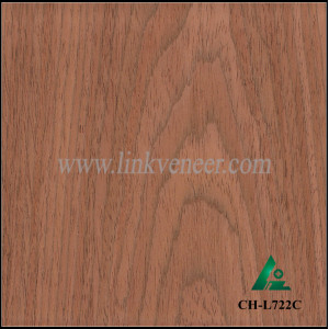 CH-L722C, 0.3mm recon cherry face veneer
