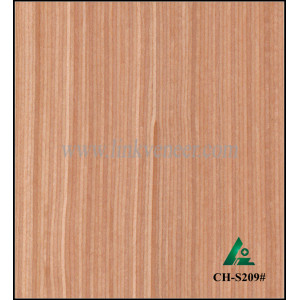 CH-S209#, engineered cherry wood veneer,cherry door veneer