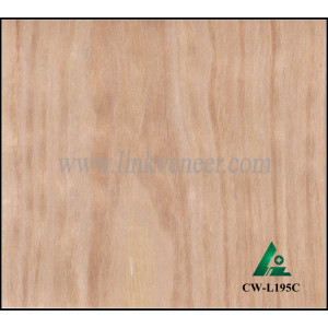 CW-L195C, Chinese Walnut face venner recon face veer