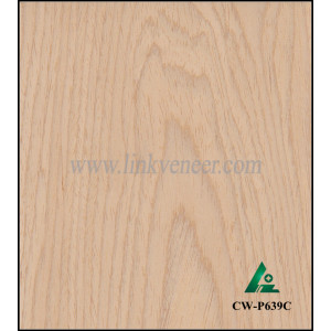 CW-P639C, Engineered Qiou wood veneer for door face and plywood face