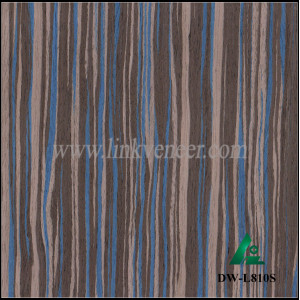 DW-L810S, engineered dream wood veneer for construction/decoration/furniture