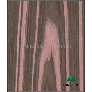 EB-F652C, engineered veneer, reconstituted veneer, recon veneer supplier