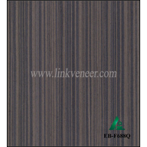 EB-F688Q, Ebony Artificial Veneer from China Suppliers