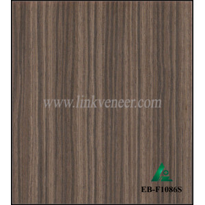 EB-F1086S,engineered veneer, reconstituted veneer, recon veneer supplier