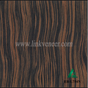 EB-L754N, Recon Veneer/Engineered Veneer/Ebony Veneer