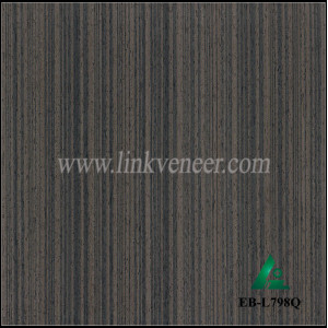 EB-L798Q, engineered veneer reconsitituted veneer recon veneer