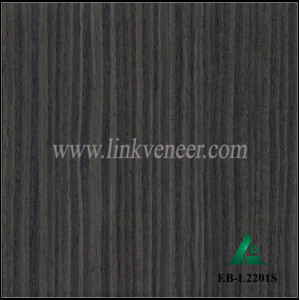 EB-L2201S, Engineered ebony face veneer