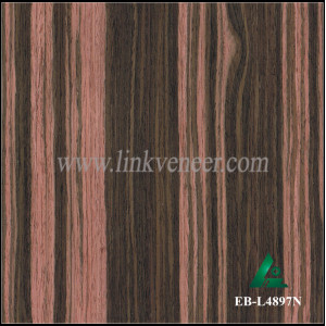 EB-L4897N, macassar ebony veneer from china
