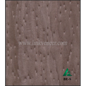 BE-S,Top Quality Beautiful Brown Engineered wood veneer, artificial wood veneer for furniture
