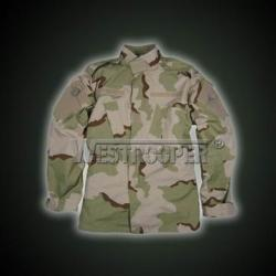 ACU JACKET WITH EPAULETTE