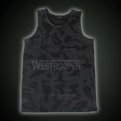 NIGHT CAMO. TANK TOP