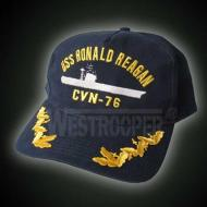 CVN76 AIRCRAFTS CARRIER CAPS