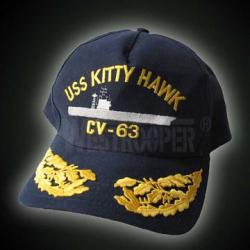 CV63 AIRCRAFTS CARRIER CAPS