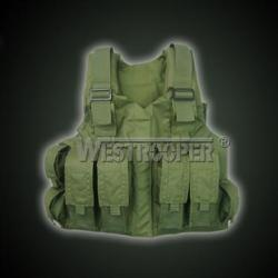 VELCRO TACTICAL VEST