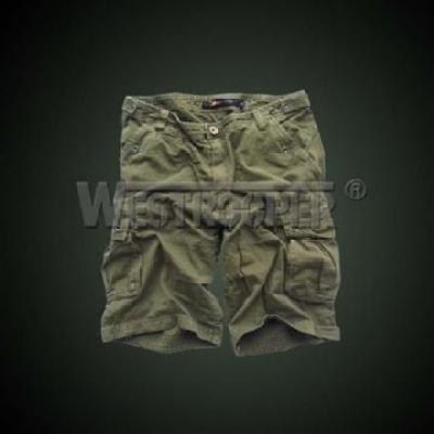 SAFARI VINTAGE CARGO PANTS SHORT