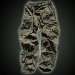 CARGO PANTS,HN038C GRAY