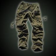 CARGO PANTS HN13C GRAY